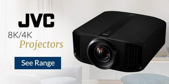 JVC 8K/4K Projectors Now Available!