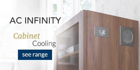 AC Infinity - Cabinet Cooling Systems