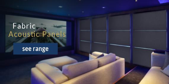 Fabric Acoustic Panels - See range!