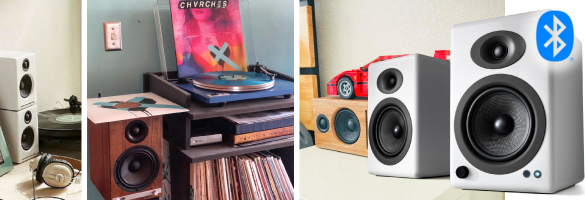 Introducing Audioengine's range of Hi-Fi Bluetooth Speakers! Introductory Offer - Save 20%