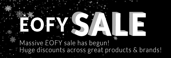 EOFY Sale Now On! 4 Weeks of Deals!