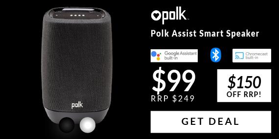 Polk Assist Wireless Smart Speaker