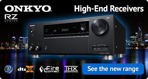 Explore The New Onkyo RZ Range of Amplifiers
