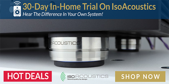 IsoAcoustics Hear The Difference