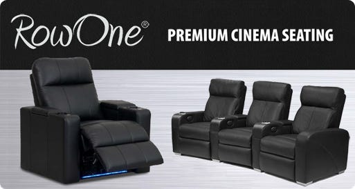 Premium Cinema Seating
