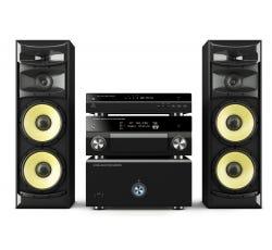 Receivers vs Amplifiers