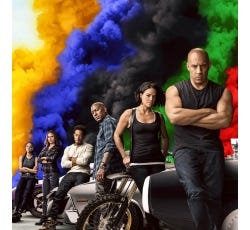 F9 Is Almost Here.... (Fast & Furious 9)