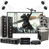 Home Cinema Packages