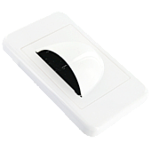 Bull Nose Wall Plates