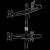 Quad Monitor Arms