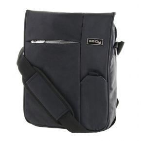 """10.2"""" Laptop Smart Bag for iPad Tablet Notebook Shoulder Padded Carry Case Black LTB10BG"""