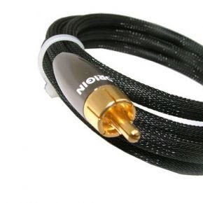 Neotech Origin 6mm Coaxial Digital Audio Cable Cord Lead RCA to RCA ORI650