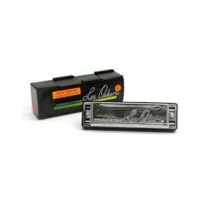 Lee Oskar Harmonica Folk/Blues Harp G Key With Case 1910G