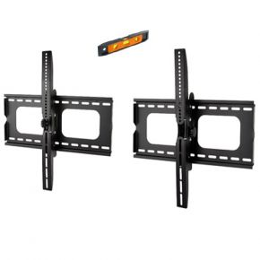 "50-102"" inch Tilt Plasma LCD LED TV Bracket Wall Mount Black PLB101XL.bk"