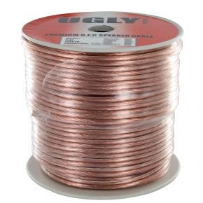 50m Ugly 10 AWG Speaker Cable 672 Strands UG1050