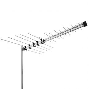 32 Element TV Antenna VHF/UHF Log Periodic Digital Ready Aerial 32ANT