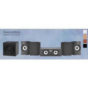 Bowers & Wilkins 606 S2 Anniversary Edition Theatre 5.1 System