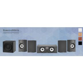Bowers & Wilkins 607 S2 Anniversary Edition Theatre 5.1 System