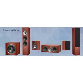 Bowers & Wilkins 703 S2 Cinema 5.1 System