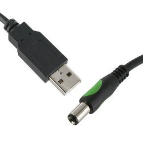30cm USB 2.0 Power supply DC 5V Cable IR8527D