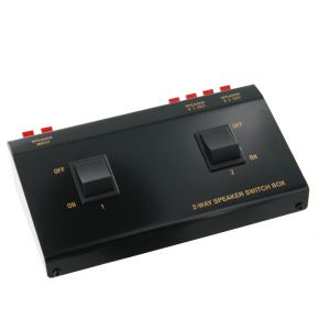 2 Way Speaker Switch 200W A1003