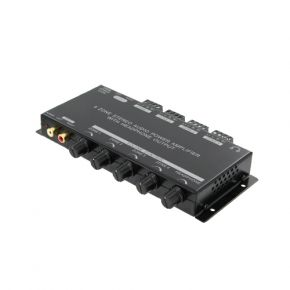 4-Zone Stereo Audio Power Amp A1300