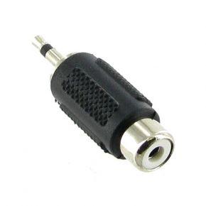 2.5mm Mono Plug to RCA Jack Audio Adapter AA1319