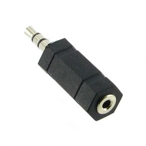 3.5mm stereo plug to 2.5mm stereo jack AA1324
