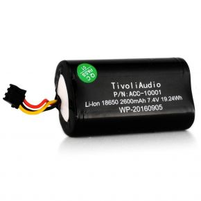 Tivoli Art Lithium-Ion Battery Fits CUBE & ORB ACC-10001