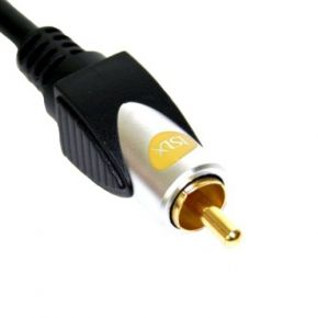1.5m ISIX Subwoofer Digital Audio Composite Video Cable IHT6501