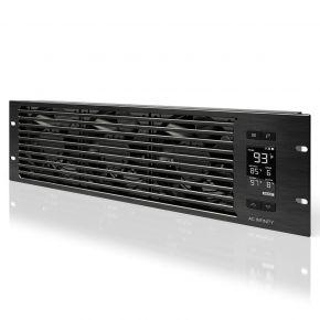 AC Infinity Cloudplate T9-N Pro 3U Rack Cooler Front Intake
