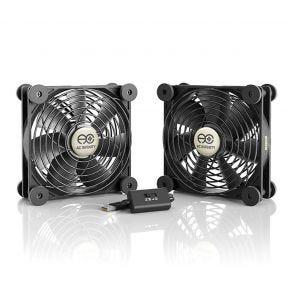 AC Infinity Multifan S7 Spot Cooler 2 x 120mm