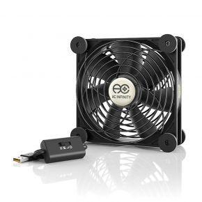 AC Infinity Multifan S3 Spot Cooler 1 x 120mm