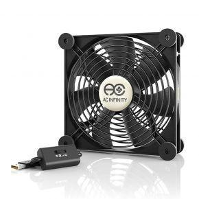 AC Infinity Multifan S4 Spot Cooler 1 x 140mm