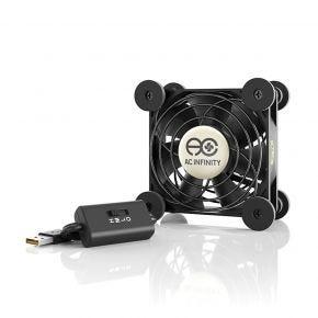 AC Infinity Multifan S1 Spot Cooler 1 x 80mm
