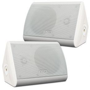 Krix Aquatix Marine Grade Outdoor Speakers White (Pair)