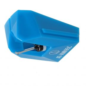 Audio-Technica AT-VMN95C Blue Conical Replacement Stylus for VM Series Cartridge