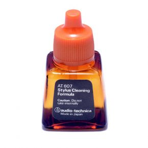 Audio-Technica AT607 Stylus Cleaning Fluid 10ml for Turntables