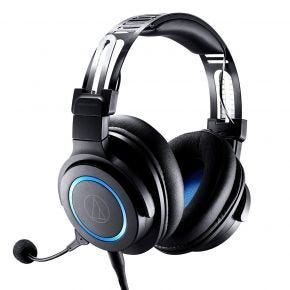 Audio-Technica ATH-G1 Studio-Quality Gaming Headset