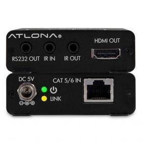 Atlona HDMI Over Single CAT5e CAT6 Receiver with IR ATPRO2HDREC