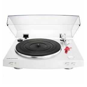 Audio-Technica LP3 Turntable Vinyl Record Player White