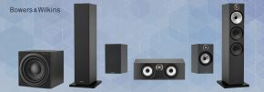 Bowers & Wilkins 603 Theatre 5.1 System