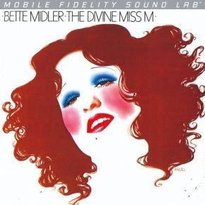 Bette Midler - The Divine Miss M MoFi LP Numbered