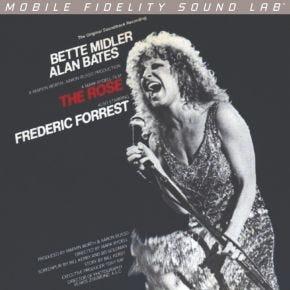 Bette Midler - The Rose MoFi LP Numbered