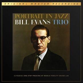 Bill Evans Trio - Portrait in Jazz MoFi 180g 45RPM 2LP Box Set