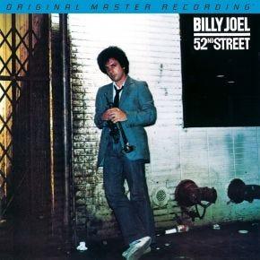 Billy Joel - 52nd Street MoFi 2LP 180g 45RPM Numbered