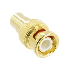 BNC Connector Plug to RCA Socket Adaptor Adapter BNC6041G