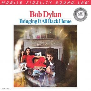 Bob Dylan - Bringing It All Back Home MONO MoFi 2LP 45RPM 180g