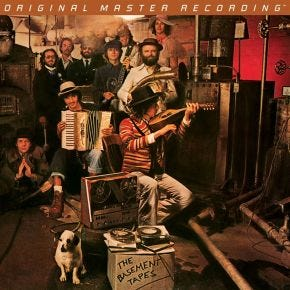 Bob Dylan And The Band - The Basement Tapes MoFi 2LP 180g Numbered