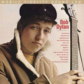 Bob Dylan - Bob Dylan MoFi 2LP 180g 45RPM Numbered